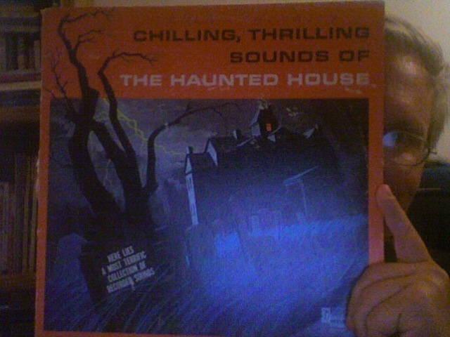 Chilling, thrilling sounds of the Haunted House!